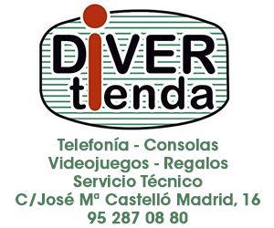 Diver Tienda