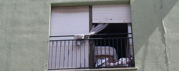 Hallan un cadáver en una vivienda de alquiler del Edificio Europa, El hombre tenía 72 años, vivía solo y según fuentes policiales, podría haber fallecido hace varias semanas, 17 Sep 2012 - 20:31