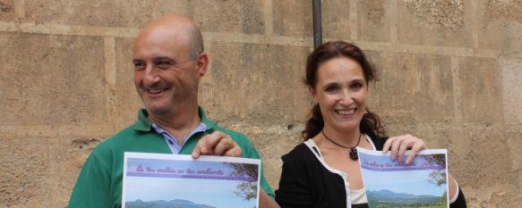 Medio Ambiente y Juventud organizan una ruta dedicada a la vendimia, La actividad, de dificultad baja, tendrá lugar el 29 de septiembre, 18 Sep 2012 - 18:28