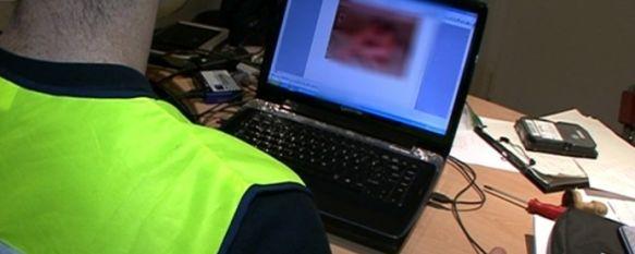 La Policía Nacional detiene a un joven por un supuesto delito de pornografía infantil , Doce de las treinta y dos víctimas identificadas son menores de edad, 20 Sep 2012 - 17:23