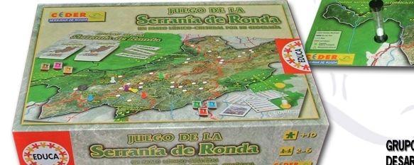 A la venta el Juego de la Serranía de Ronda por sólo 20€, Esta promoción del CEDER Serranía de Ronda supone una rebaja de 25€ sobre su precio original., 27 Nov 2010 - 16:53