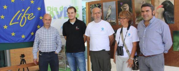 Medio Ambiente organiza diferentes actividades con motivo del Día de las Aves, El sábado se realizará una ruta ornitológica por estos parajes, 01 Oct 2012 - 14:40