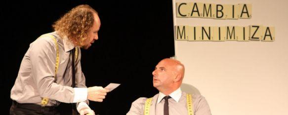 El Teatro Vicente Espinel acogió la obra