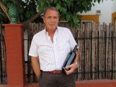 José María Losantos, presidente de la Asociación de Bodegueros y Viticultores de Ronda. // CharryTV