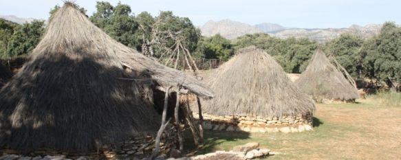 Algaba de Ronda, un centro educativo en plena naturaleza, La finca permite estar en contacto con la naturaleza y conocer parte de nuestra historia, 23 Oct 2012 - 18:28