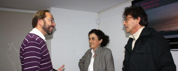 Antonia Toscano gana el XII Certamen de Declaraciones de Amor de Málaga, La autora rondeña afirma sobre el tema del relato que