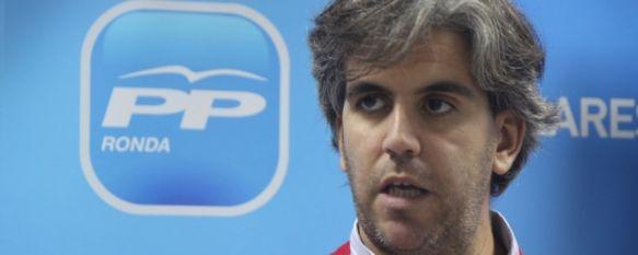 Antonio Arenas acusa a la Consejera de Salud de
