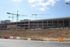 El nuevo hospital comarcal cuenta con una inversión de más de 45 millones de euros según la Junta. // CharryTV