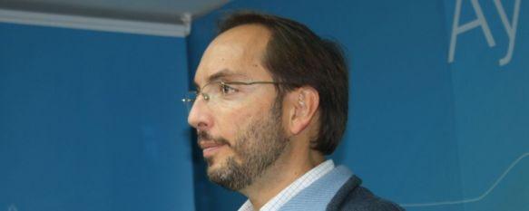 Urbanismo inicia el estudio de las alegaciones presentadas al nuevo PGOU, Daniel Harillo afirma que los socialistas no quisieron aprobar en su día el Plan por