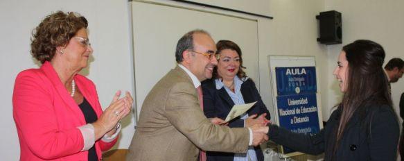 Un total de 332 alumnos inician el curso en el aula delegada de la UNED en Ronda, El edil de Educación afirma que esta oferta educativa es una de las más importantes de la provincia, 06 Nov 2012 - 15:51