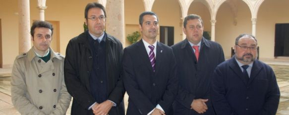José Luis Torres pregonará la Semana Santa de Ronda de 2013, Es rondeño, tiene 43 años y desde 2007 es alcalde del municipio de Cómpeta, 07 Nov 2012 - 14:50