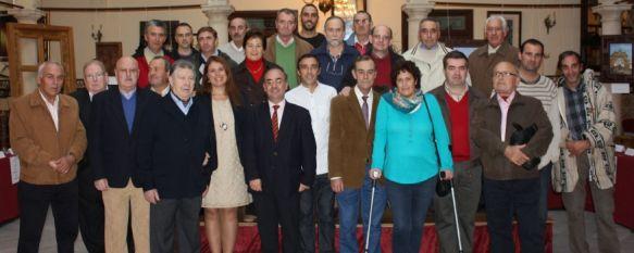 Presentan la nueva Asociación de la Talla Rondeña, En el Casino se han expuesto un total de 70 trabajos realizados por los 40 socios, 19 Nov 2012 - 18:35