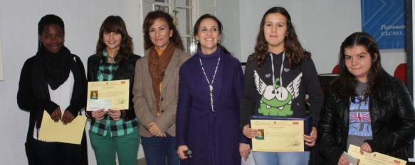 Igualdad inicia los actos con motivo del Día Contra la Violencia de Género, La Casa de la Cultura acogió la entrega del II Concurso de Cómics