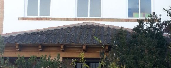 Educación finaliza las obras de reparación en el Colegio Público Juan Carrillo, Las lluvias provocaron el desprendimiento de parte de un falso techo que ya ha sido repuesto con una inversión de 3.800 euros, 20 Nov 2012 - 16:29