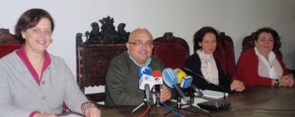 El Colegio Fernando de los Ríos forma parte del proyecto educativo europeo 'Comenius', Alumnos procedentes de Inglaterra, Turquía y Polonia visitan la ciudad durante estos días, 21 Nov 2012 - 20:42