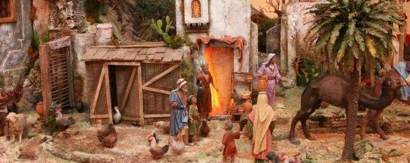 La Fundación Unicaja expone su tradicional Belén navideño, Podrá visitarse en la Sala de Exposiciones de la Fundación Unicaja hasta el próximo 5 de enero. , 03 Dec 2010 - 21:18