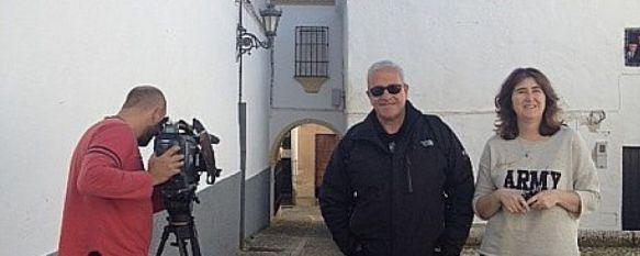 La principal televisión italiana graba un reportaje promocional sobre nuestra ciudad, Turismo de Ronda ofreció apoyo técnico para la localización de los escenarios y toma de imágenes, 13 Dec 2012 - 18:59
