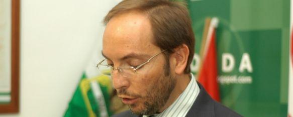 Daniel Harillo presenta su dimisión como concejal del Ayuntamiento de Ronda, Esta mañana se espera que explique en rueda de prensa los motivos que le han llevado a tomar la decisión, 17 Dec 2012 - 10:16
