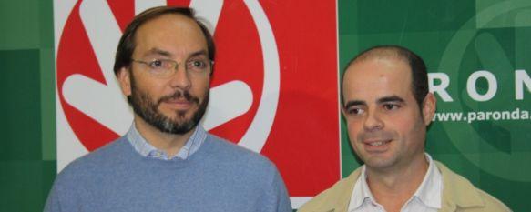 El PA elegirá en asamblea a su nuevo secretario local tras la dimisión de Harillo, El Secretario Provincial de los andalucistas, Óscar Pérez, ha agradecido el trabajo y dedicación de Daniel Harillo, 17 Dec 2012 - 17:11
