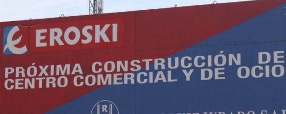 La promotora de Eroski presenta el estudio de detalle del nuevo centro comercial, La superficie comercial y de ocio se edificaría únicamente en los terrenos del antiguo recinto ferial, 26 Dec 2012 - 20:24