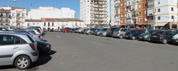 El aparcamiento del antiguo Cuartel de la Concepción será de pago a partir de mañana, La zona azul, que contará con un tiempo máximo de estacionamiento de dos horas, supondrá un nuevo ingreso para el Ayuntamiento, 27 Dec 2012 - 17:54