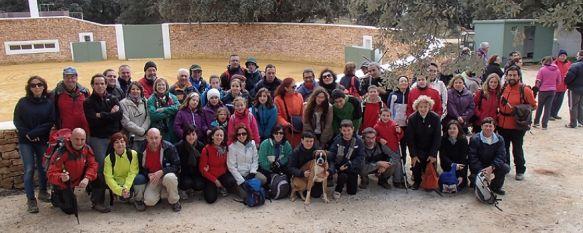 Unas 70 personas visitan Reservatauro con el programa