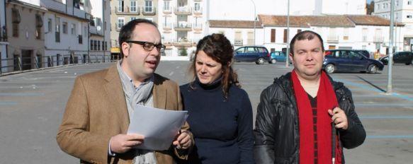 El PSOE solicita al Ayuntamiento que retire la zona azul , Los socialistas consideran que los rondeños están dando la espalda a este sistema de aparcamiento, 16 Jan 2013 - 16:45