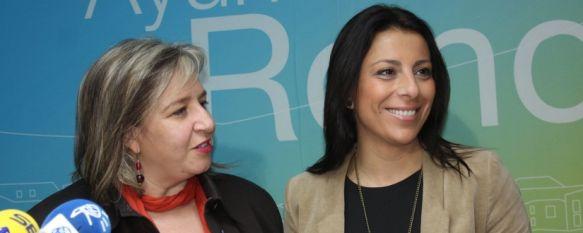 Isabel Barriga compaginará la delegación de Turismo con Obras y Urbanismo, El Consistorio anuncia un recorte del 25% en la asignación a patronatos y organismos municipales, 16 Jan 2013 - 19:45