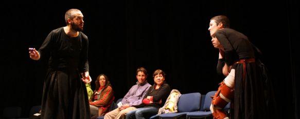 Teatro, música y magia han marcado la agenda del Vicente Espinel este fin de semana, El próximo sábado tendrá lugar el espectáculo flamenco 'La Venta de los Gatos', 21 Jan 2013 - 16:30