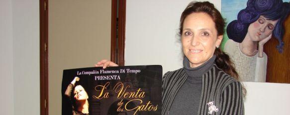 El Teatro Vicente Espinel recibe este sábado el espectáculo flamenco