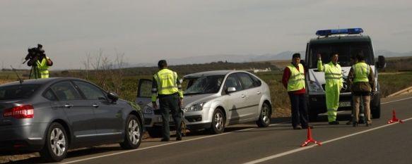 Luto en la ciudad por el fallecimiento de dos integrantes del Club Ciclista Rondeño, Fueron arrollados por un turismo en la carretera A-384, que conecta Campillos con Antequera, 10 Feb 2013 - 16:52