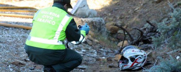 Dos motoristas pierden la vida tras colisionar con un camión en la carretera de San Pedro, El conductor, natural de Gibraltar al igual que su acompañante, perdió el control e invadió el sentido contrario , 13 Feb 2013 - 17:28