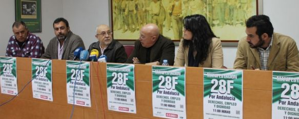 Sindicatos, colectivos agrarios y partidos políticos piden la eliminación de las 20 peonadas, En la comarca existen unos 2.000 trabajadores por cuenta ajena, de los que sólo el 35% tienen acceso al subsidio, 13 Feb 2013 - 19:20
