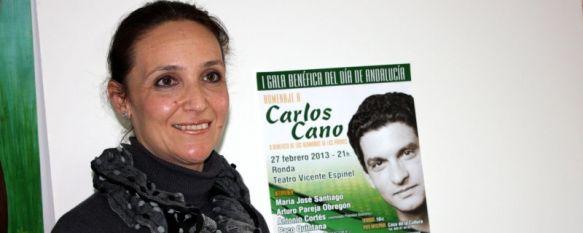La concejalía de Cultura organiza la I Gala Benéfica del Día de Andalucía , Participarán artistas como María José Santiago, Arturo Pareja Obregón, Antonio Cortés o María Villalón, 14 Feb 2013 - 21:03