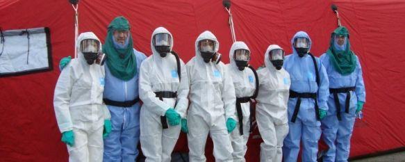 El Área Sanitaria ya cuenta con una Unidad para catástrofes de origen tecnológico, 22 profesionales del centro sanitario han participado en un simulacro de atención a víctimas de accidentes de origen nuclear, biológico, radiológico, o químico., 24 Dec 2010 - 12:46