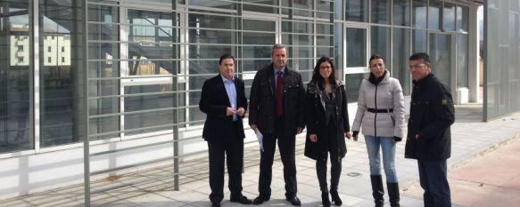 El edificio neotecnológico albergará la oficina del Patronato de Recaudación, Estas instalaciones, que contaron con una inversión de más de 400.000 euros, permanecían cerradas desde su construcción en 2011, 18 Feb 2013 - 16:50