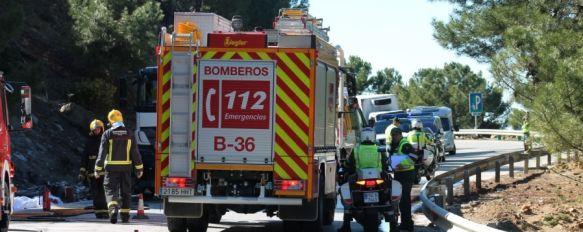 La Junta de Andalucía descarta definitivamente la autovía entre Ronda y San Pedro, Medio Ambiente emite un informe negativo por afecciones ambientales y el alto coste que supondría su construcción, 19 Feb 2013 - 10:37