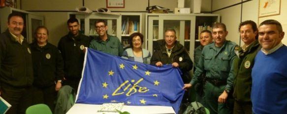 Veterinarios, Guardia Civil y Agentes de Medio Ambiente se unen contra el veneno, El proyecto Life+ crea un grupo de trabajo para combatir el uso ilegal de cebos envenenados, 25 Feb 2013 - 16:39