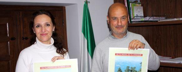 Medio Ambiente y Juventud organizan una ruta por los Reales de Sierra Bermeja, La distancia a recorrer será de 12 kilómetros, con dificultad alta y una duración de entre cuatro y cinco horas, 04 Mar 2013 - 18:39