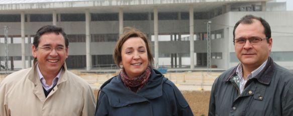 El PP pedirá a la Junta una fecha para la puesta en marcha del nuevo hospital de Ronda, La portavoz de Sanidad afirma que se ha encarecido el presupuesto en más de cinco millones de euros, 13 Mar 2013 - 17:37