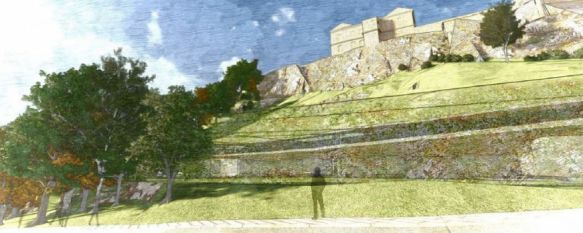 Los promotores de Puerta del Sur presentan un proyecto totalmente soterrado, La empresa altera la propuesta inicial del Centro de Recepción de Visitantes ante las quejas vecinales y el rechazo de las administraciones, 18 Mar 2013 - 14:40