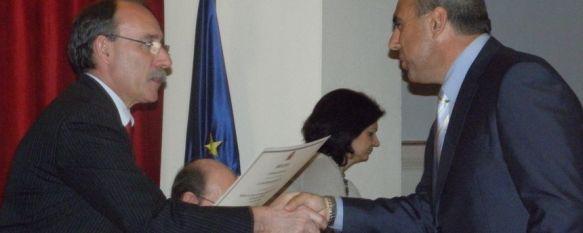 Pepe Montes, distinguido con un Premio Nacional de Formación Profesional, El acto se celebró ayer en Madrid, con la ausencia de última hora del Ministro de Educación, Ángel Gabilondo. , 23 Mar 2011 - 21:54