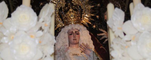 Tradición, fe y singularidad en la Semana Santa de Ronda, La dualidad entre horquilleros y costaleros en la Ciudad del Tajo es única en la provincia de Málaga, 23 Mar 2013 - 14:00