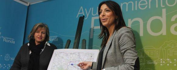 La Junta de Andalucía emite varios informes que frenan el nuevo PGOU de Ronda, El Ministerio de Fomento rechaza el paso de la línea ferroviaria por la pedanía del Llano de la Cruz, 09 Apr 2013 - 10:57
