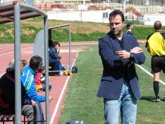 Vicente Ortiz sólo conoce la victoria desde su llegada al banquillo rondeño. // Miguel Ángel Navarro Mamely