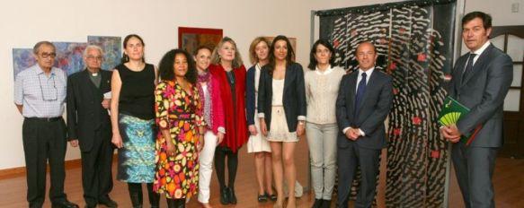 La Fundación Unicaja Ronda inaugura una exposición basada en la igualdad de género, La muestra consta de catorce obras y permanecerá abierta al público hasta el 9 de mayo , 18 Apr 2013 - 14:35