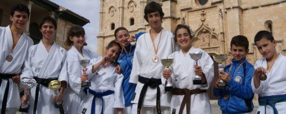 El C.D. Bushido consigue 19 metales en el Campeonato de España , Manuel Gutiérrez, en categoría Cadete y Amanda Bravo, en Infantil, se proclamaron campeones nacionales en la Comunidad de Madrid. , 28 Mar 2011 - 22:30