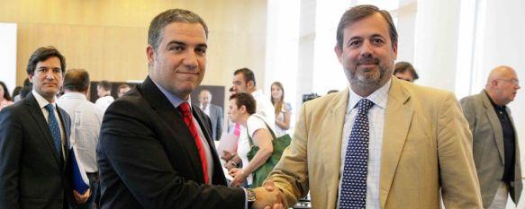 Gobierno Central y Diputación anuncian una inversión de 25 millones en la Serranía, Supondrá la construcción de 17 depuradoras en los municipios de los valles del Genal y el Guadiaro, 06 Jun 2013 - 18:21