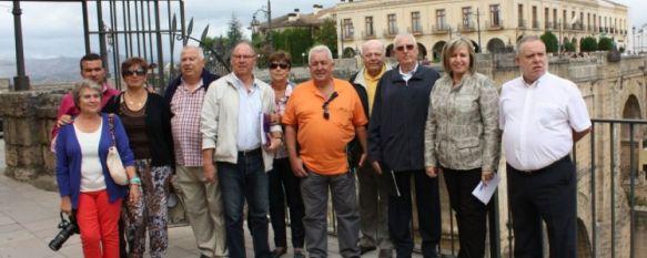 Más de 1.000 campistas invadirán Ronda la próxima Semana Santa, Desde Turismo apuntan que la ciudad podría ingresar más de 200.000 euros, 18 Jun 2013 - 18:29