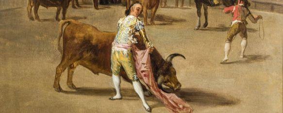 Una pintura de Goya ilustrará el cartel de la Goyesca de Morante,